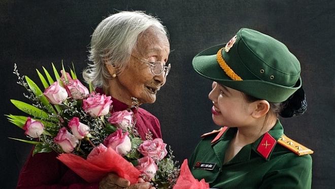 Không có thủ tục ủy quyền thờ cúng Bà mẹ Việt Nam anh hùng - Luật Trung Kiên