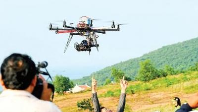 Muốn cất cánh flycam thì phải tuân thủ quy định pháp luật - Luật Trung Kiên
