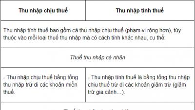 Những cặp thuật ngữ dễ nhầm lẫn trong lĩnh vực thuế - Luật Trung Kiên