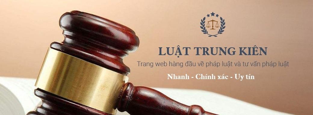 Home Main - Luật Trung Kiên